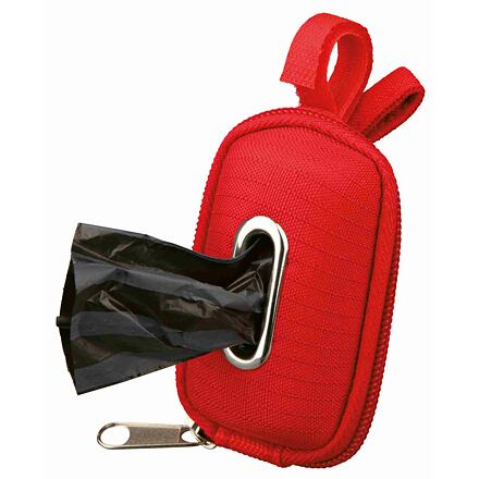 Trixie Mini taštička se zipem na sáčky na trus, role á 20 ks