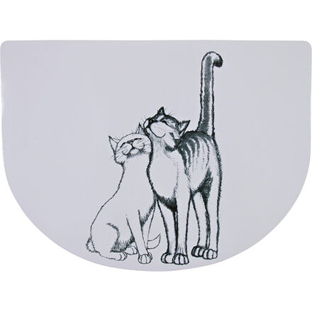 Trixie Prostírání s mazlícími se kočkami 40 x 30 cm