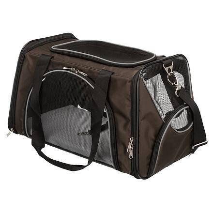 Transportní taška Joe, 28 x 28 x 47 cm, hnědá
