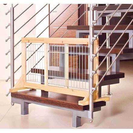 Trixie Posuvná bariéra pro štěňata amalé psy 63-108x50x31 cm