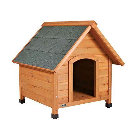 Trixie Bouda pro psa, dřevěná, M 77x82x88 cm TRIXIE