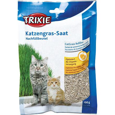 Trixie BIOGRAS - tráva pro kočku TRIXIE
