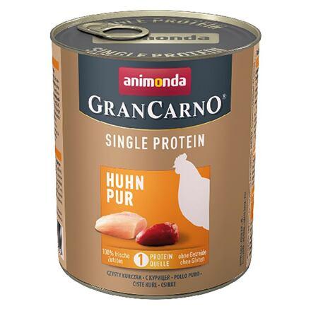 ANIMONDA GRANCARNO Single Protein 800 g čisté kuřecí, konzerva pro psy