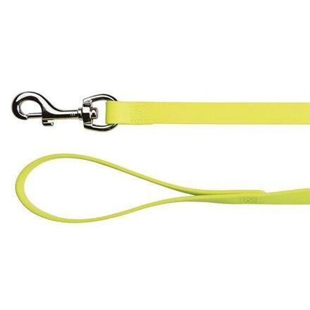 Trixie Easy Life vodítko PVC S-XL 1,00 m/17 mm neon žluté - DOPRODEJ