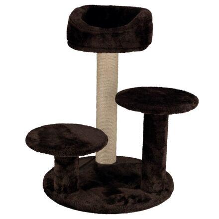 Škrabadlo ORLA pro koťata 68 cm, hnědé - DOPRODEJ