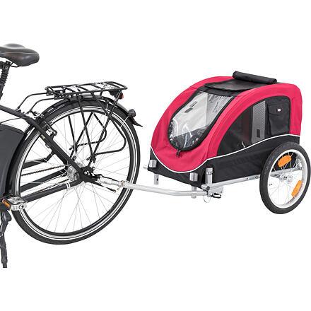 Trixie Vozík pro psa za jízdní kolo M  45x48x74cm do 30 kg