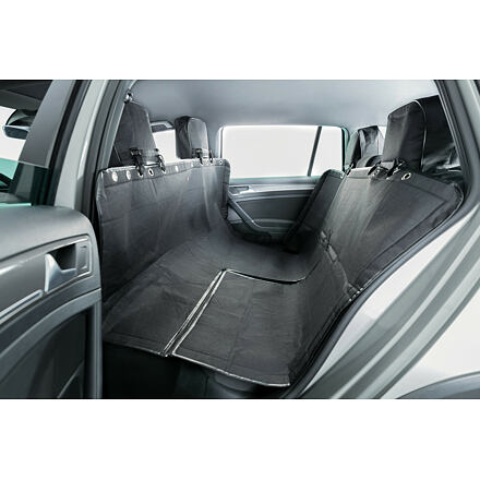 Trixie Autopotah za zadní sedadla 1,45x1,60m - černý TRIXIE