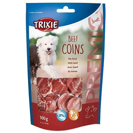 Trixie Premio BEEF COINS - hovězí mince 100 g