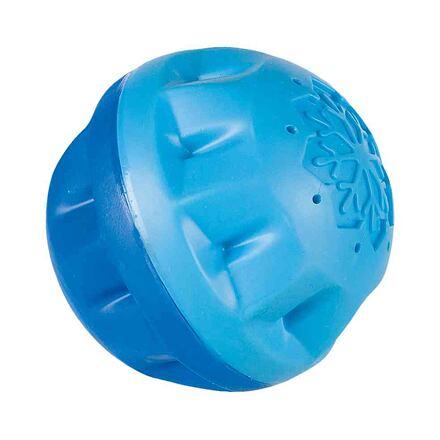 TRIXIE Chladící míč, termoplastická guma (TPR) 8 cm - DOPRODEJ