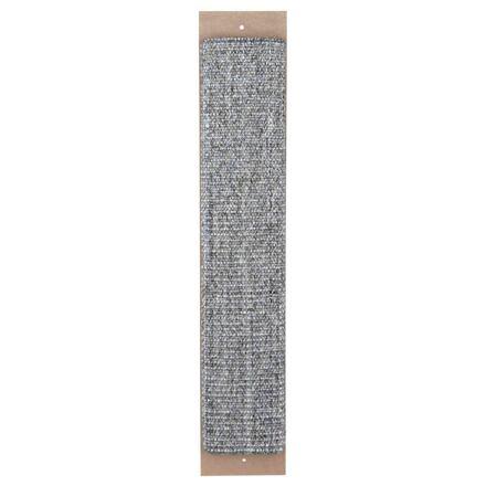 Škrábadlo nástěnné 11x60cm,  - šedé