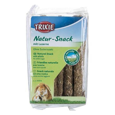 TRIXIE Alfalfa sticks - tyčinky s vojtěškou 70 g