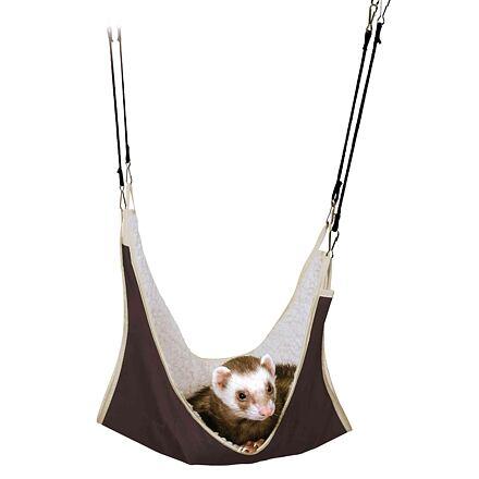 Trixie Závěsné odpočívadlo pro krysya fretky 30x30cm TRIXIE