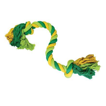 Uzel JUMBO HipHop bavlněný 100 cm / 1000 g limetková, zelená