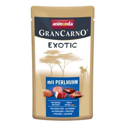 ANIMONDA kapsička GRANCARNO EXOTIC -s perličkou 125g pro psy