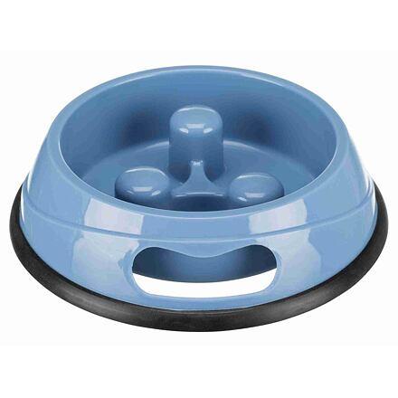 Trixie Plastová miska proti hltání jídla 1,5 l/27 cm