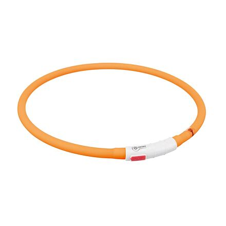 Flash USB svítící objek XS-XL 70 cm / 1 mm,  - oranžová