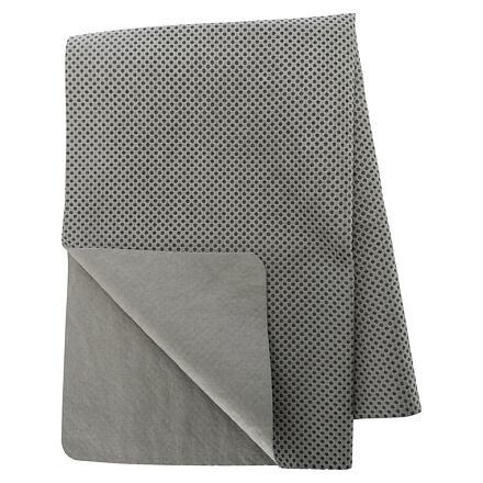 Trixie Ručník s vysokou absorbcí v plastovém obalu 66 x 43 cm šedá
