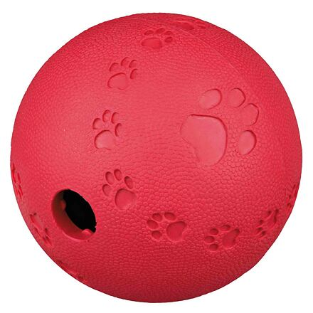 Trixie Labyrint-Snacky míč na pamlsky tvrdá guma 7 cm