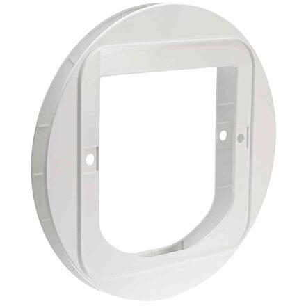 Adaptér pro dvířka SureFlap 38530/38540,  ø 28.5 cm, bílá