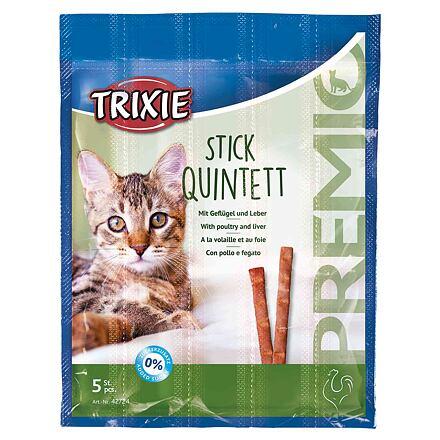 PREMIO Quintett tyčinky drůbeží/játra 5 x 5 g