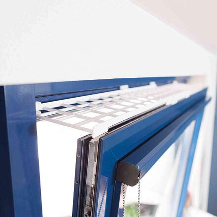 TRIXIE Ochranná mřížka do okna horní 75-125 cm/16 cm bílá