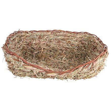 Trixie Hnízdo z trávy pro králíky 33x12x26 cm