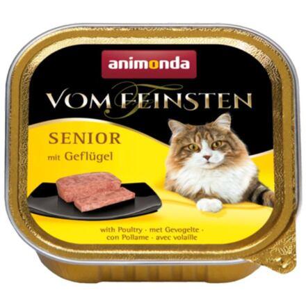 ANIMONDA paštika SENIOR - drůbeží pro starší kočky100g