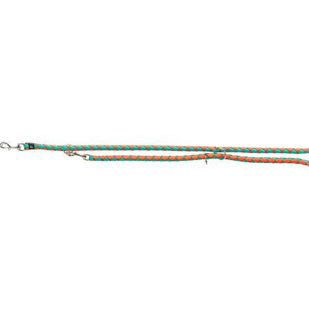 Vodítko CAVO prodlužovací, L-XL: 2.00m/ ø 18mm, papája/oceán