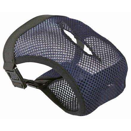 Trixie Ochranné hárací kalhotky, tmavě modrá síťovina S 30-37 cm