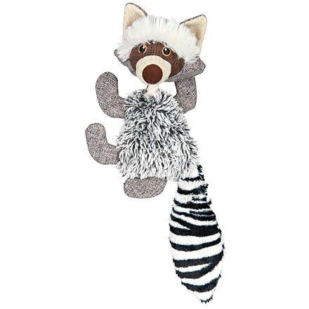 Trixie Plyšový mýval s jutovými packami a hlavou 21 cm