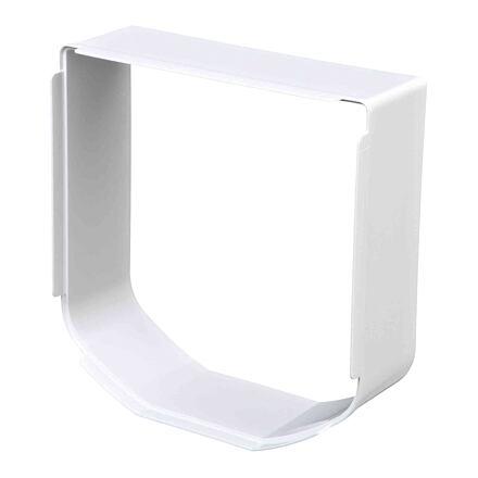 TRIXIE Tunelový prvek pro dvířka SuperFlap 38530, rozšiřuje hloubku instalace až o 50 mm - bílá