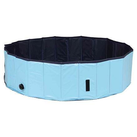 TRIXIE Bazén pro psy 120 x 30 cm světle modrá/modrá