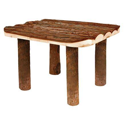 Střešní kryt, stolky pro morče 30 x 22 x 25 cm