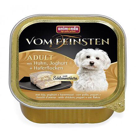 Animonda V.Feinsten CORE kuřecí, jogurt + vločky pro psy 150g