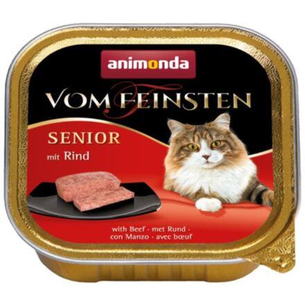 ANIMONDA paštika Classic SENIOR - hovězí pro starší kočky 100g